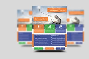 Corporate Flyer Template Vol 10004