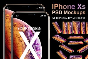(INTRO SALE) iPhone XS and XS Max