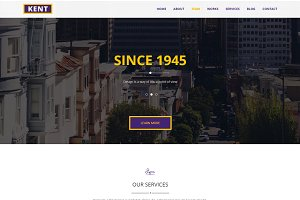 Kent - Business Template
