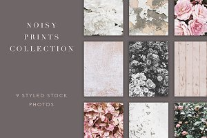 Noisy Prints Collection