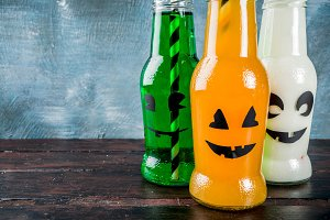 Party drinks for Halloween