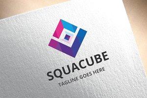 Squacube Logo