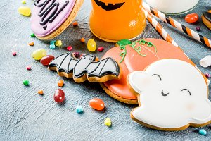 Kids treats for Halloween