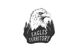 The eagle territory