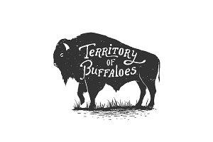Territory of buffaloes