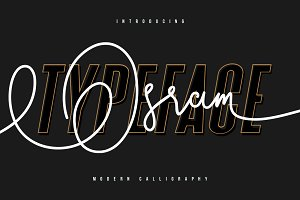 Osram Typeface