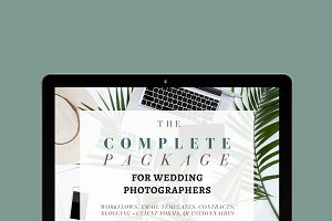 The Package: Wedding Photographers