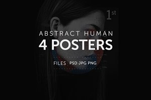 Human~4 Abstract Posters