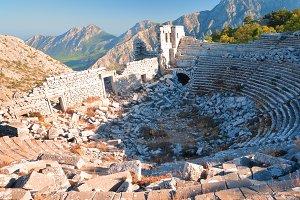 The Ancient Greek Ruins of Termessos