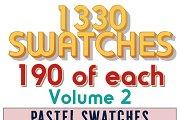 1330 Swatches - Volume 2