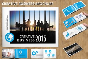 Multipurpose Business Brochure-V126