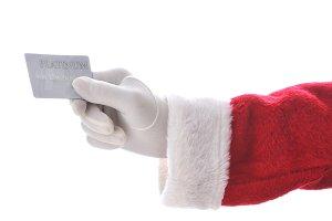 Santa Claus and Credit Card