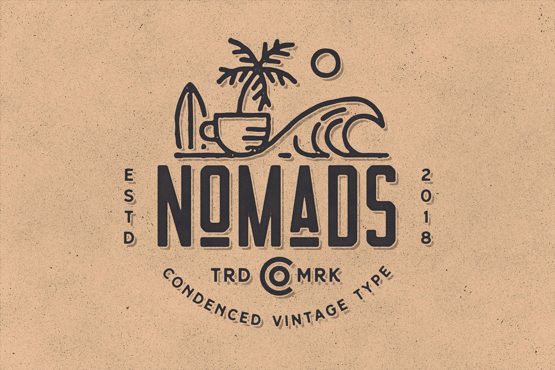 Nomads-Sans-Serif-Font-www.mockuphill.com