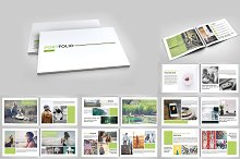 InDesign Portfolio brochure- V127