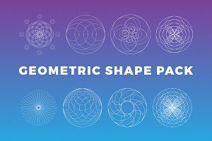 Geometric Shape Pack