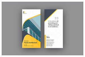 Modern Architecture Trifold