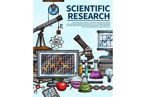 Scientific equipment and tests