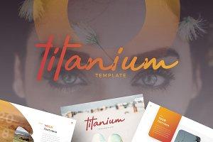 Titanium - Professional Powerpoint