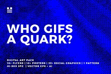 Who GIFs a Quark? by  in Graphics