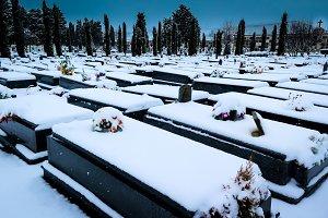 St José cementery, Burgos, Spain.