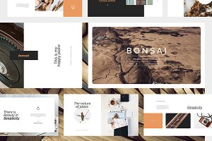 Bonsai Keynote Template