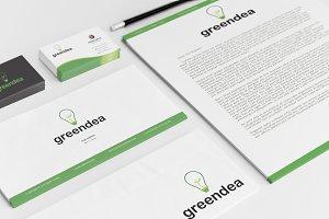Greendea Brand Identity