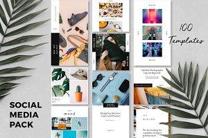 Noesa ‒ Social Media Pack