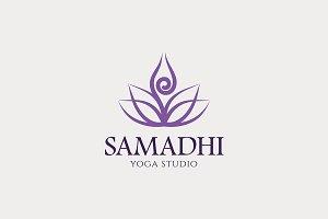 Samadhi Yoga Studio Logo