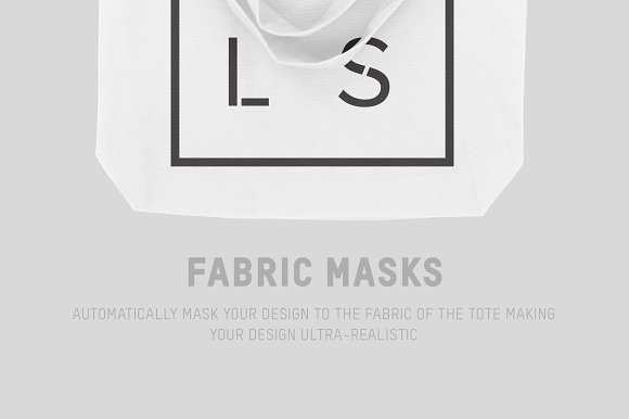 ecb42b606e7e AS Colour 1001 Carrie Tote Bag Mocks ~ Product Mockups ~ Creative Market