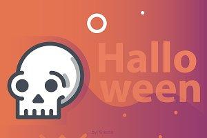 Halloween 31 icons