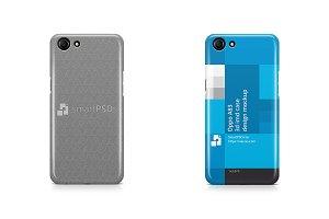 Oppo A83 3d IMD Case Design Mockup