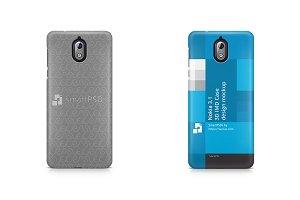 Nokia 3.1 3d IMD Case Design Mockup