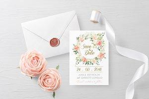 Wedding Invitation Suite - Adele