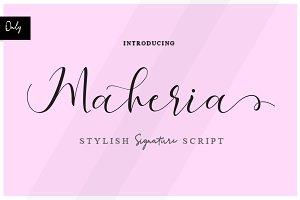 Maheria Scrip