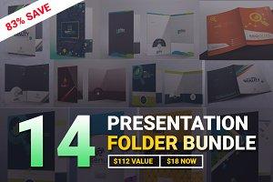 Presentation Folder Bundle SAVE 83%