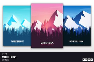Beautiful Mountains Posters
