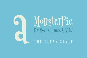 MonsterPie Clean
