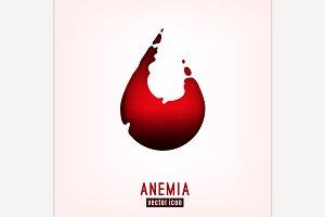 Anemia Icon Image