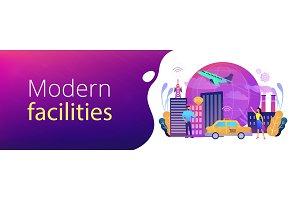 Global internet of things smart city