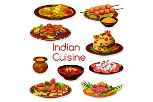Indian cuisine national dishes