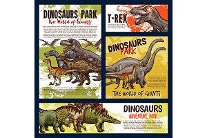 Dinosaur jurassic dino animals