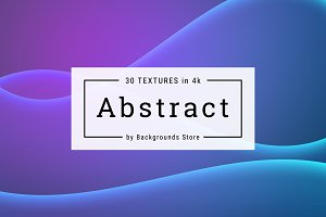 Abstract Geometric Backgrounds in 4k