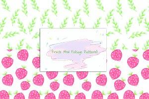 Fruit & Foliage Patterns