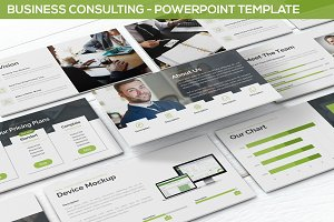Business Consulting - Powerpoint