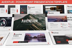 Aventur - Powerpoint Presentation