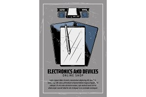 Internet electronics, smart devices
