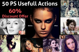 50  PS Usefull Actions