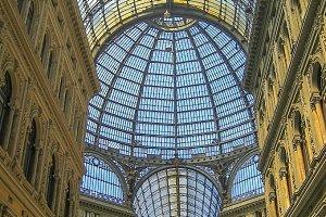 Art deco architecture in Naples