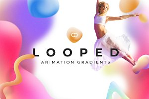 11-LOOPER Animated Gradients