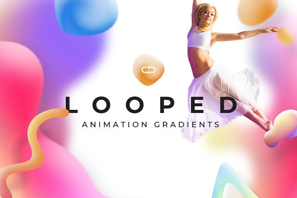 Textures - 11-LOOPER Animated Gradients